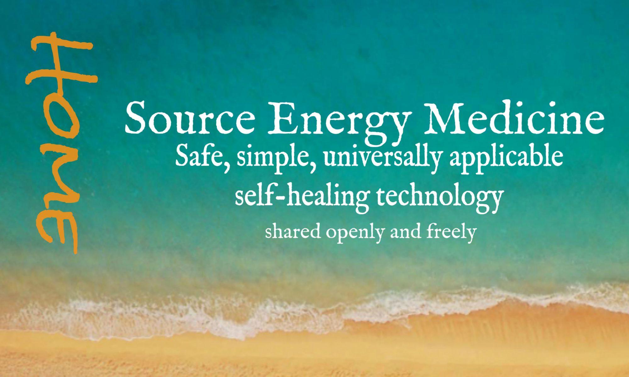 Source Energy Medicine